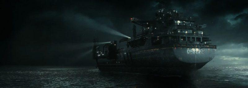 Планета зверей. Кадр из фильма.