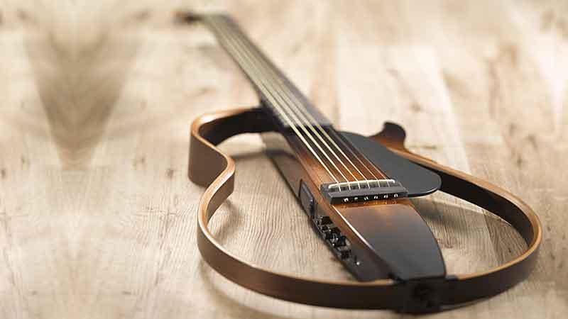 Сайлент-гитара Yamaha