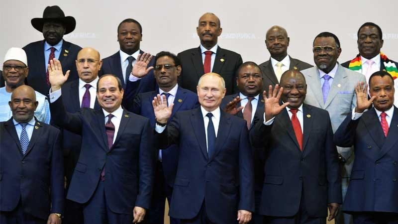 20 миллиардов подарили Африке