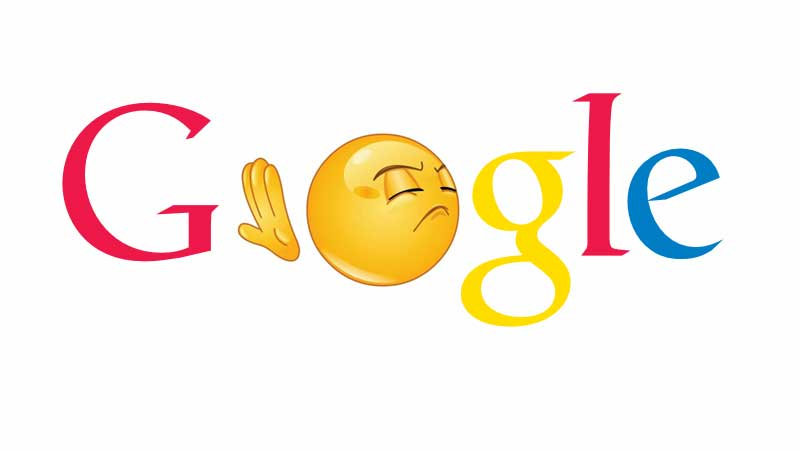Google обиделся