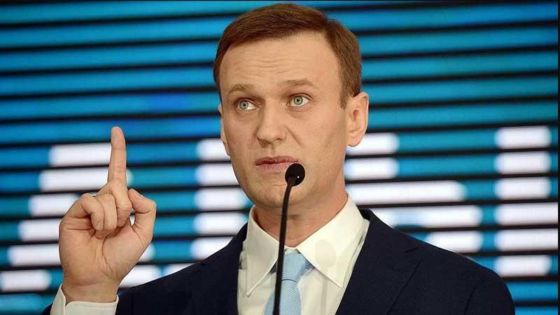 Версии отравления Навального