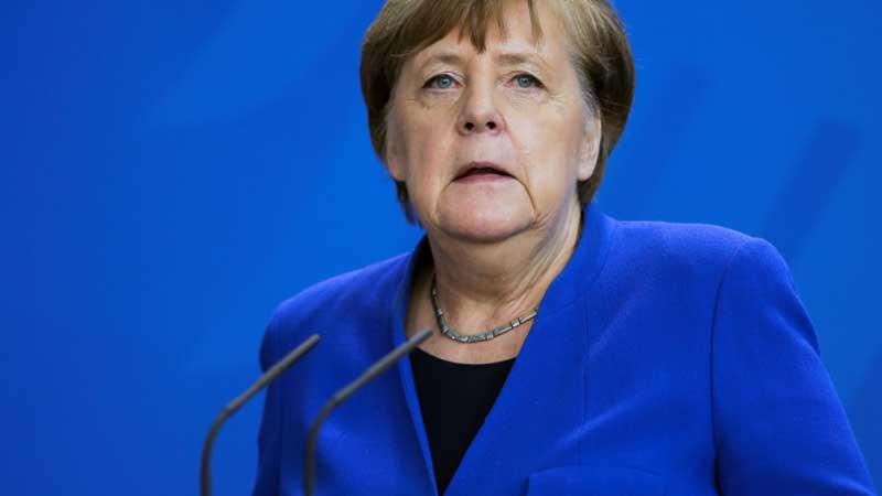 Ошибка Ангелы Меркель