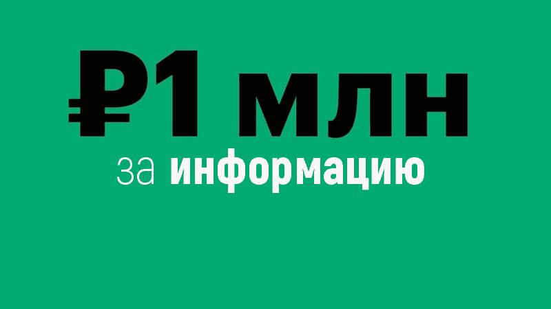 Миллион рублей за информацию о телефонных мошенниках