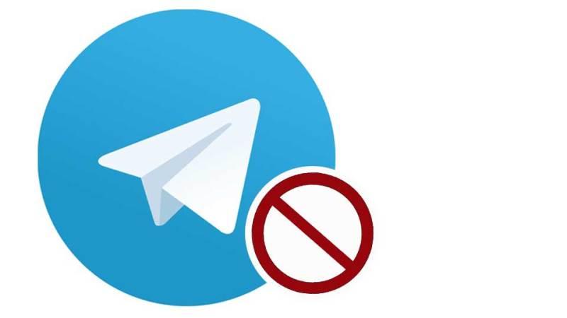 Бан в Телеграм