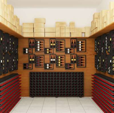 Build Your Own Wine Rack – Get Fancy!