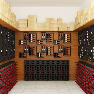 Wine Racks - DIY Idaeas