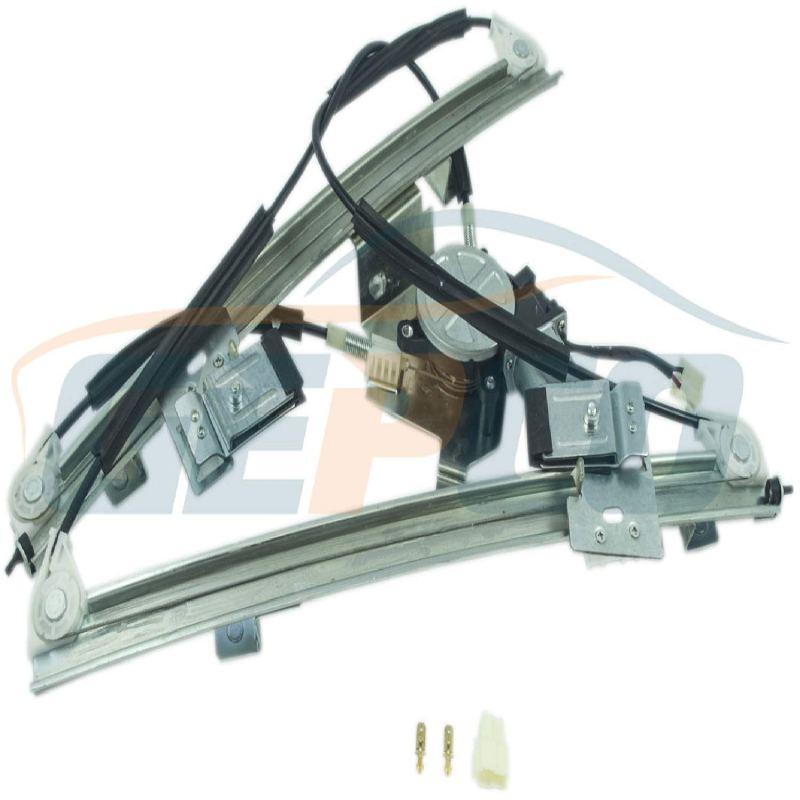 Elektrische Fensterherber Elektrischer Fensterhebermotor Gestänge VW Lupo Baujahr 98 05 einbauen reperatur defekt kaputt Beifahrer rechts Motor