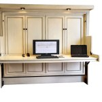 Murphy Desk Bed Hide Away Desk Bed Wilding Wallbeds