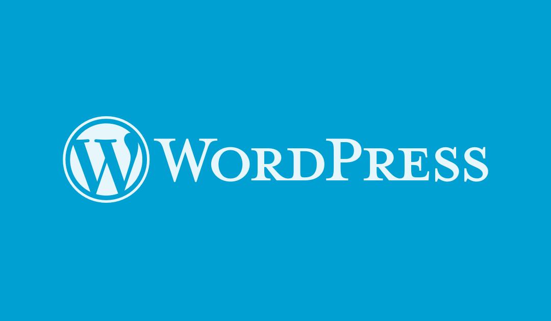 WordPress 5.5.1 Maintenance Release