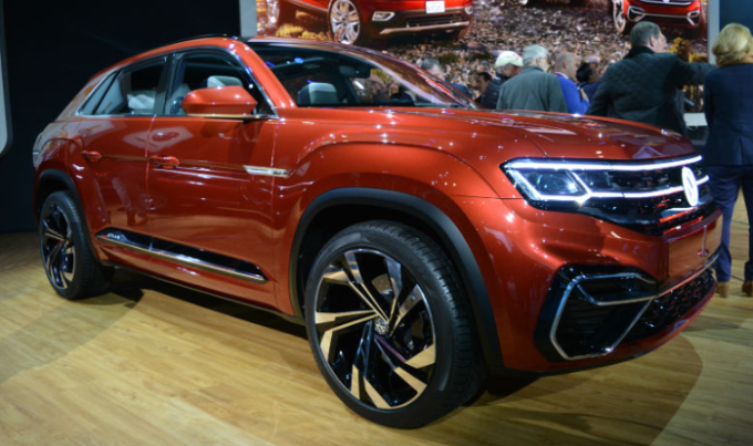 2019 VW Atlas Hybrid