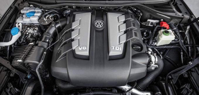 2020 Volkswagen Touareg Towing Capacity Engine