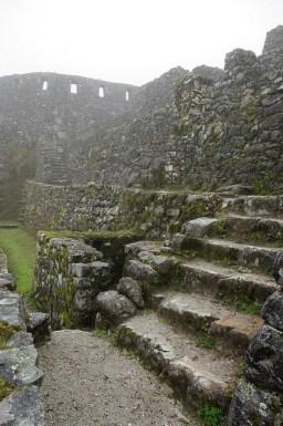 Inca stairs, Emmanuel Dyan