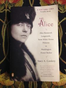 Alice Roosevelt Longworth, Stacy Cordery