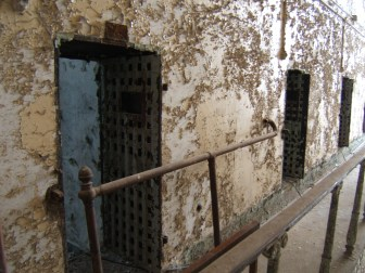 Eastern State Penitentiary, prison, isolation