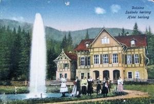 Dobsina Slovakia Ice Cave hotel
