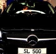car, Mercedes