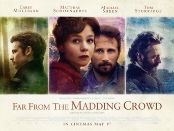 Far from the Madding Crowd, Carey Mulligan