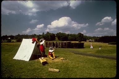 George Washington, Fort Necessity, Laurel Highlands