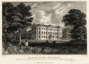 Saltram House, Jane Austen