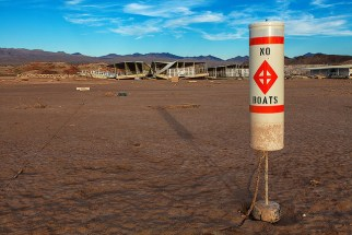 Lake Mead, drought, California