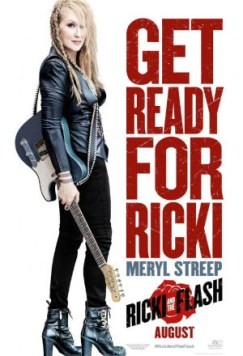 Meryl Streep, Ricki and the Flash