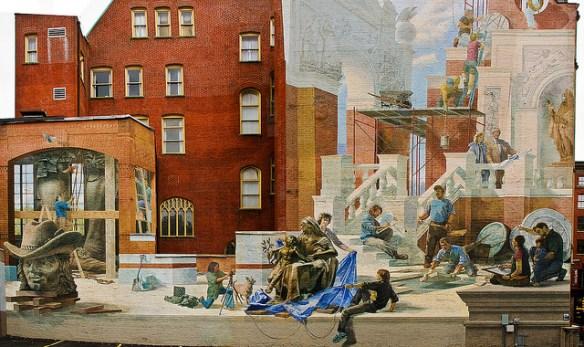 mural, philadelphia