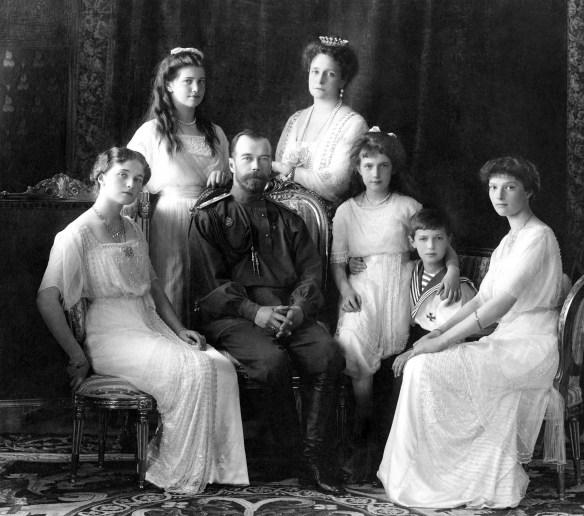 Tsar, Russia, Romanov