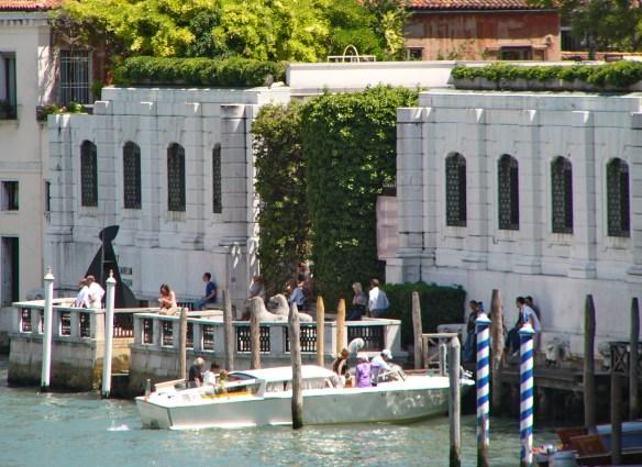 Peggy Guggenheim Collection, Piazza Venier dei Leoni, Venice