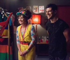 Sally Field, Max Greenfield, Hello My Name Is Doris
