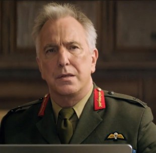 Alan Rickman, Eye in the Sky