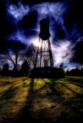 Alabama, water tower