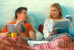 Ethan Hawke, Greta Gerwig, Maggie's Plan