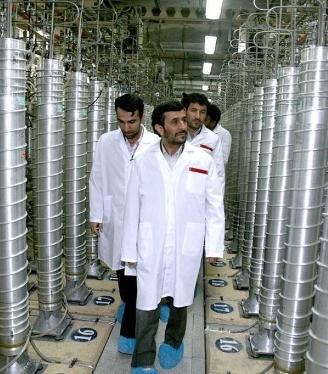 Zero Days, Iran, nuclear