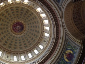 Madison, state capitol