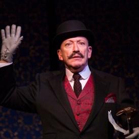 Hercule Poirot, Murder on the Orient Express - Corduner