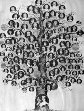 Queen Victoria's Family Tree