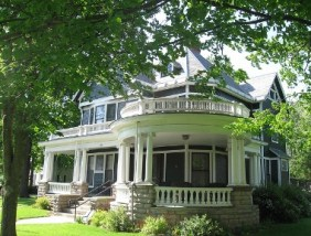 Harding home - Marion Ohio