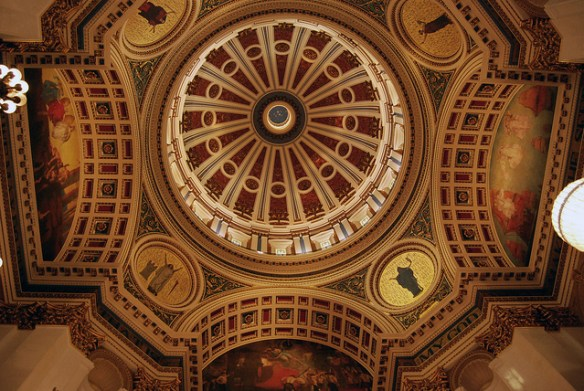 Pennsylvania Capitol Dome - Harvey Barrison