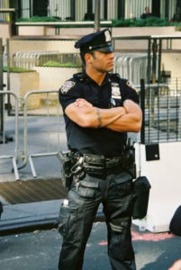 NYCity  police officer