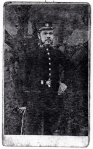 Scottish Policeman - 1882