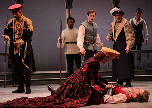Romeo and Juliet, Shakespeare