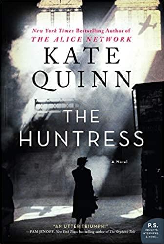 The Huntress, Kate Quinn