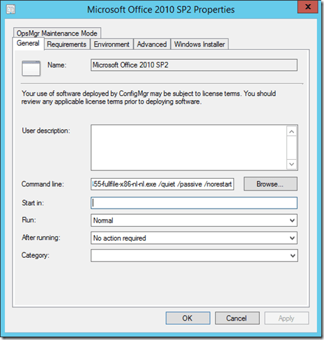 how to install ms office 2010 silently