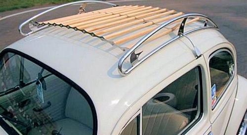vintage speed roof rack for beetle and super beetle 155 391 01988