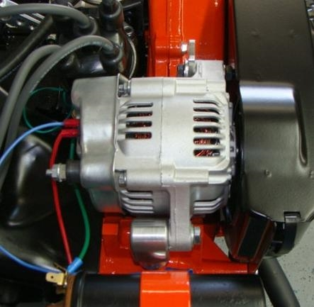 12v Alternator Kit 55 Amp Alternator Type 3 Engines