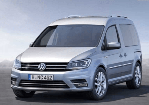 2019 Volkswagen Caddy Release Date Concept, Changes