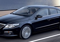 2009 Volkswagen Passat CC Owners Manual and Concept