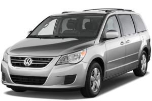 2009 Volkswagen Routan Owners Manual and Concept