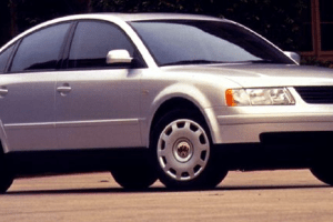 1999 Volkswagen Passat Owners Manual and Concept