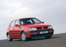 1997 Volkswagen Golf Owners Manual and Concept